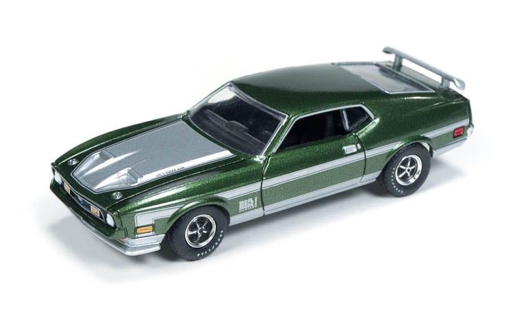 1971 Ford Mustang Mach 1 Auto World Garage