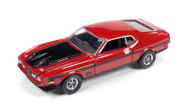 1971 Ford Mustang Mach 1 Auto World Garage