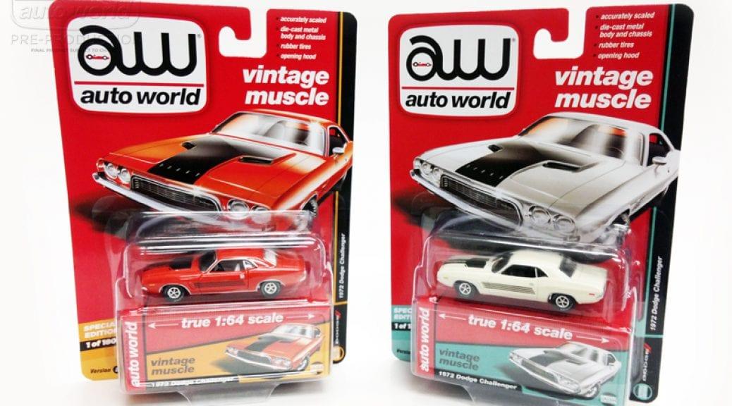 Challenger | Auto World Garage